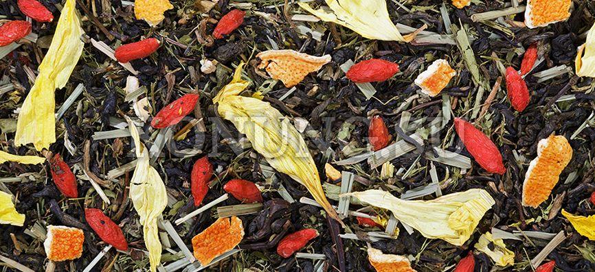 чай божественный нектар